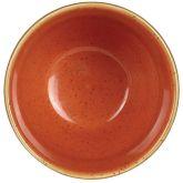 Churchill Stonecast Spiced Orange Ripple Chip Mug 10oz (12)