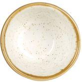 Churchill Stonecast Barley White Ripple Dip Pot 2oz (12)