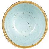 Churchill Stonecast Duck Egg Blue Ripple Dip Pot 2oz (12)