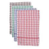 Terry Tea Towels Assorted Colours (10)