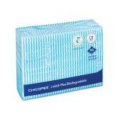 Blue J-Cloth Plus Biodegradable Cloths (Pack of 50)