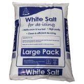 White Salt For De-Icing 25kg.