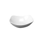 Churchill White X Squared Square Bowl 20oz/568ml (12)