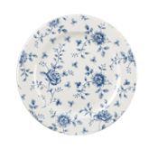 "Vintage Prague Rose Chintz Plate 10.9"" (6)"