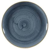"""Stonecast Blueberry Coupe Plate 11.25"""" (12)"""