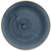 """Stonecast Blueberry Coupe Plate 10.25"""" (12)"""