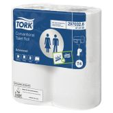 Tork Toilet Roll White 320 Sheet 2ply (36)