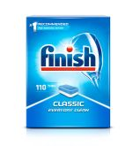 Finish Classic Dishwasher Tablets (110 Tablets)