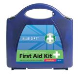 Catering First Aid Kit With Burns Kit, 10-20 Persons