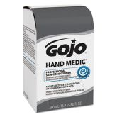 Gojo Hand Medic Skin Care Cream 500ml For Bag In Box Dispenser (Case of 6)