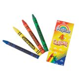 Box Of 4 Crayons (100)