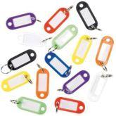 Coloured Key Labels