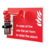 Jangro Fire Alarm Horn Shadow Board