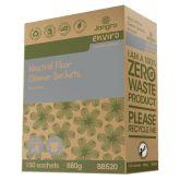 Jangro Enviro Neutral Floor Cleaner Bucket Sachets (Pack of 150)