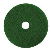 Jangro Green Heavy Duty Scrubbing Floor Pad 20