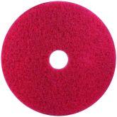 Jangro Red Polishing Floor Pad 12