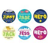 Jangronauts Pupil Sticker Set (6 stickers)