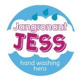 Jangronauts Jess Pupil Sticker (Pack of 20)