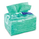 Chicopee Green J-Cloth Lavette Cloths (25)