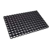Heavy Duty Rubber Outdoor Mat 60x80cm