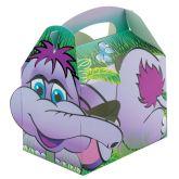 Jungle Lion Childrens Party Box (250)