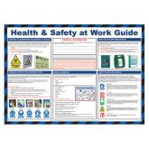 Health & Safety At Work Guidance Poster.
