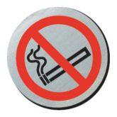 No Smoking Symbol Door Disc.