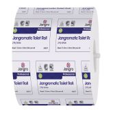 Jangromatic Toilet Roll 2ply 800 Sheets (36 rolls)