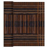 Dunicel Tete A Tete Brooklyn Black Table Runner 0.4x24m (4)