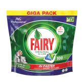 Fairy All In One Dishwasher Tablets (2x100)