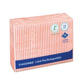Red J-Cloth Plus Biodegradable Cloths (Pack of 50)