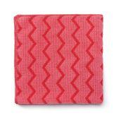 Jangro HYGEN Red Microfibre Cloth