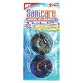 Sanicare Cistern Toilet Blocks (12 twin packs)