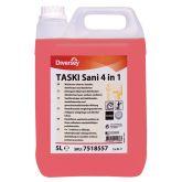 Taski Sani 4-In-1 5ltr (Case of 2)