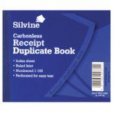 NCR Duplicate Receipt Book
