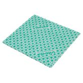 Vileda Local Authority Green Cleaning Cloths (Pack of 5)