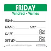 Green Friday Use by Labels (500)