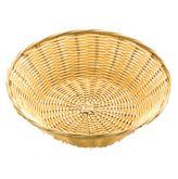 """Round Rattan Basket 10"""""""