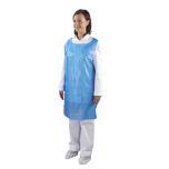 Jangro Blue Disposable Aprons 69x107cm